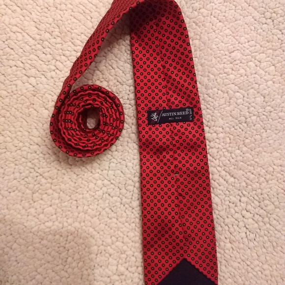 Austin Reed Accessories Austin Reed All Silk Tie Poshmark